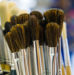 Brushes - Art Department