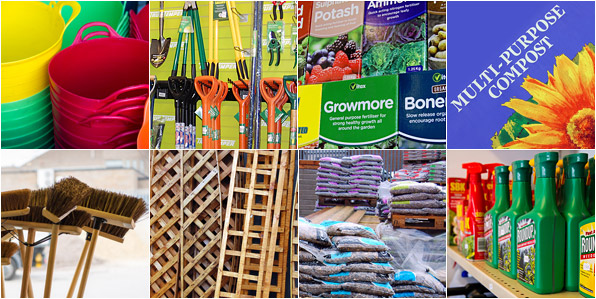 Garden Supplies Portishead Bristol